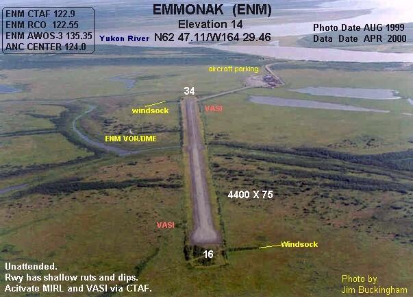 Emmonak Airport - Wikipedia