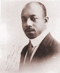 American jazz composer, lyricist, and pianist Eubie Blake made an early contribution to the genre's etymology