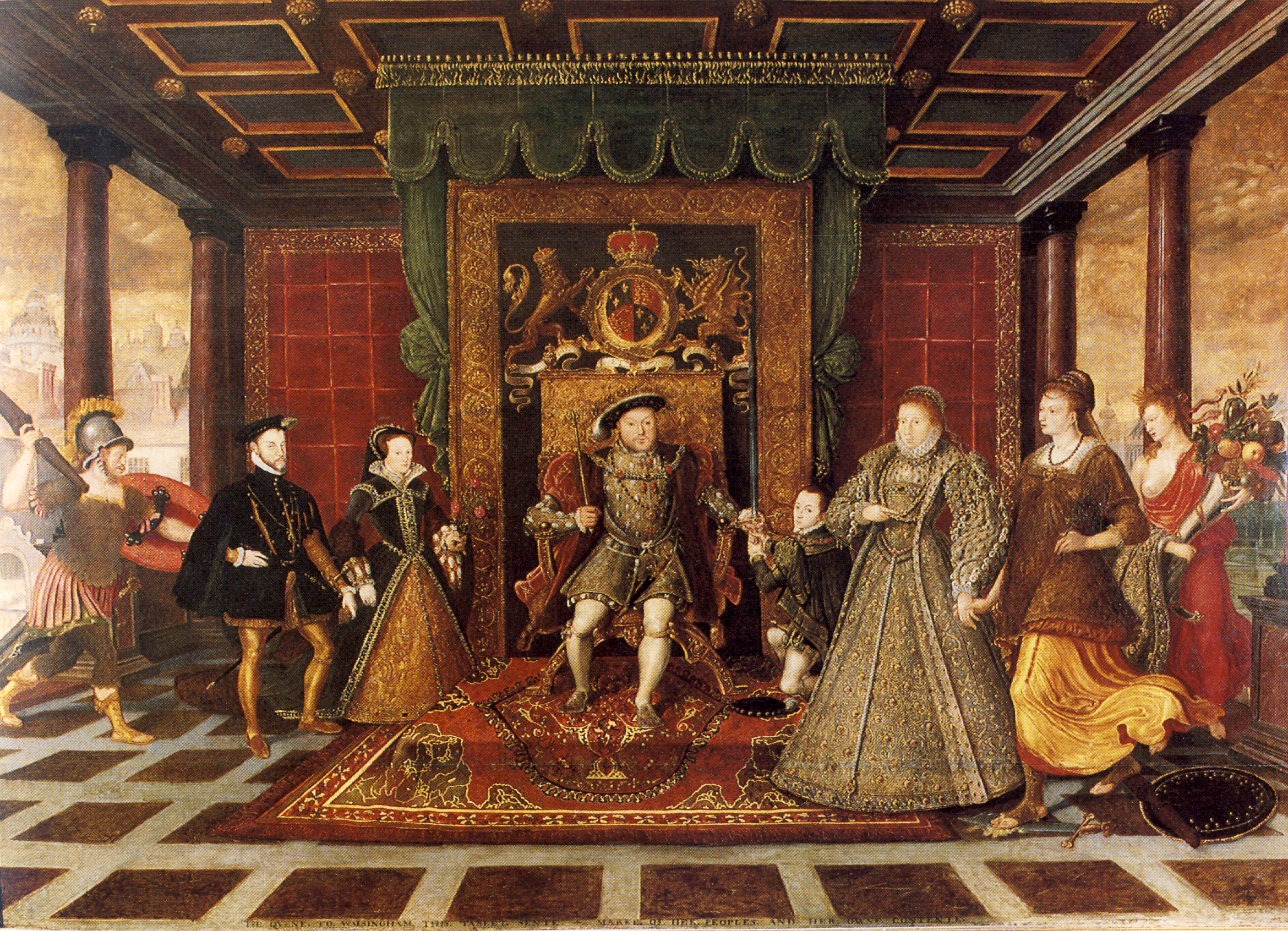 Influence of the Tudors | History of Costume