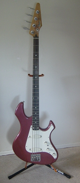 Fender Performer Bass Wikipedia