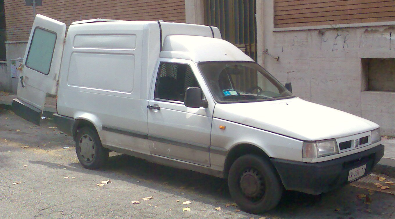 File Fiat Fiorino Second Generation 1 7l Diesel Jpg