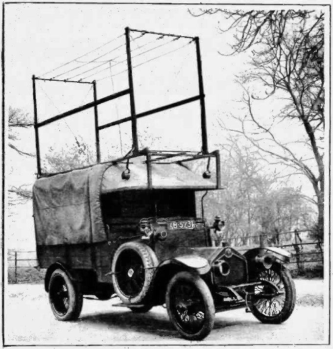 File First British Radio Equipped Police Vehicle 1924 Jpg