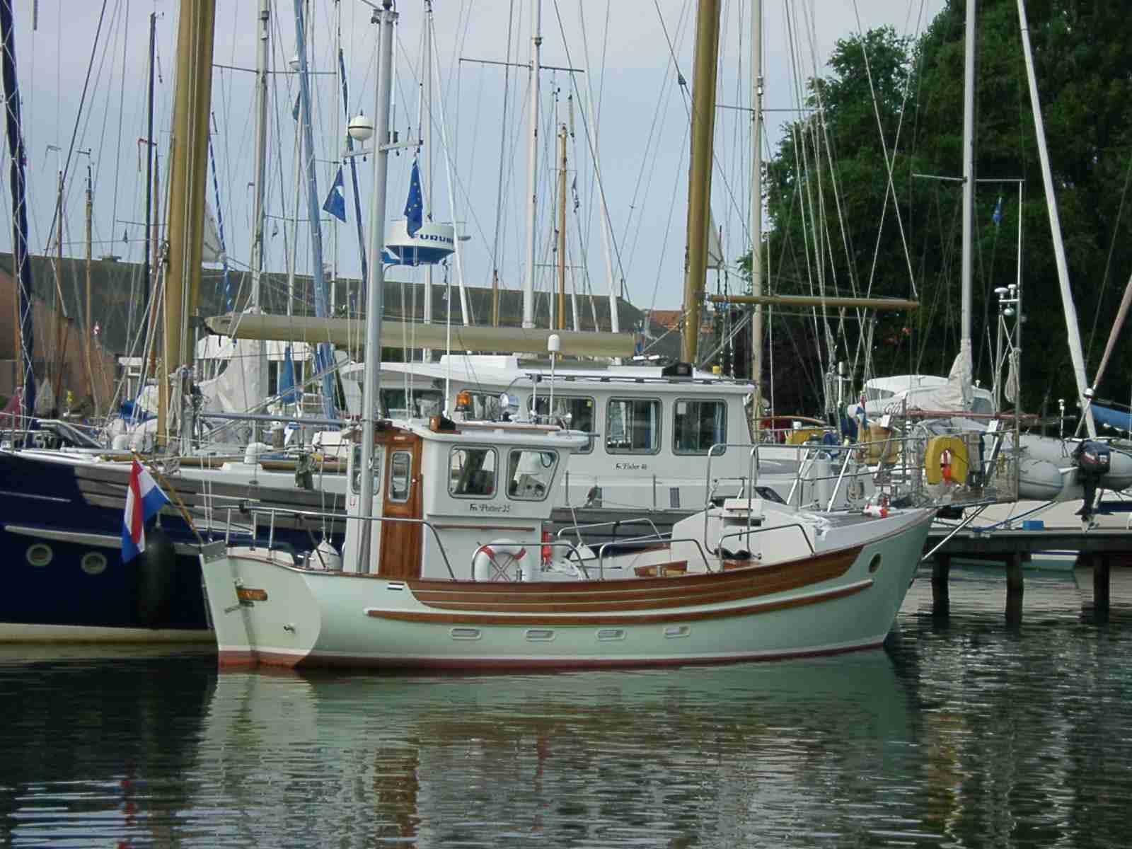 Fisher (yachts) - Wikipedia