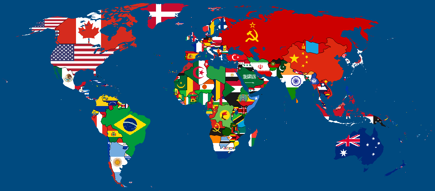 Flag World Map.File Flag Map Without Coastlines 1989 Png Wikimedia Commons