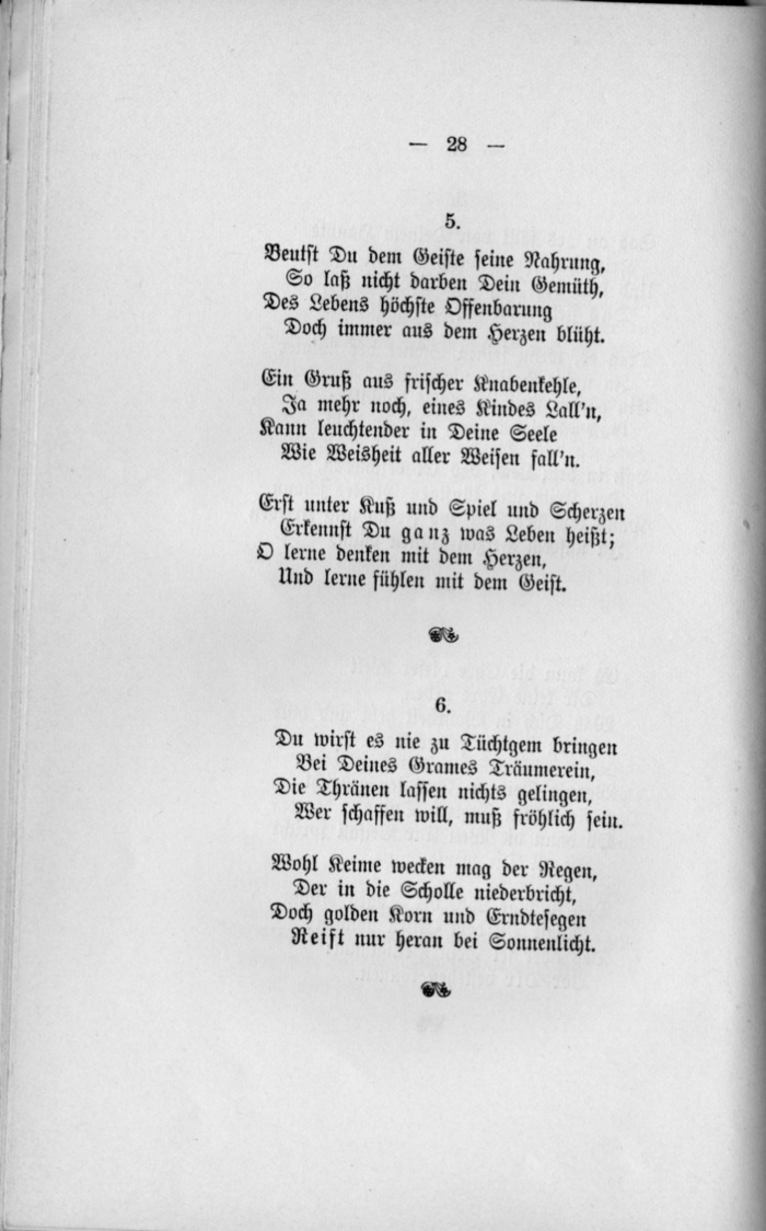 Theodor fontane gedichte kurz