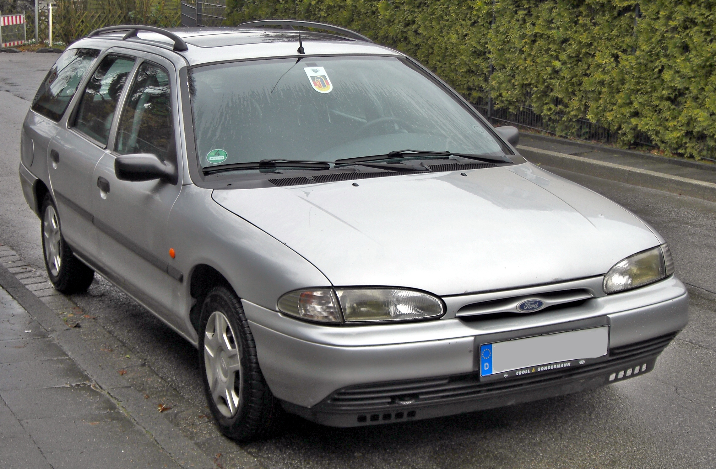 Ford Mondeo First Generation Wikipedia Td Cortina Wiring Diagram
