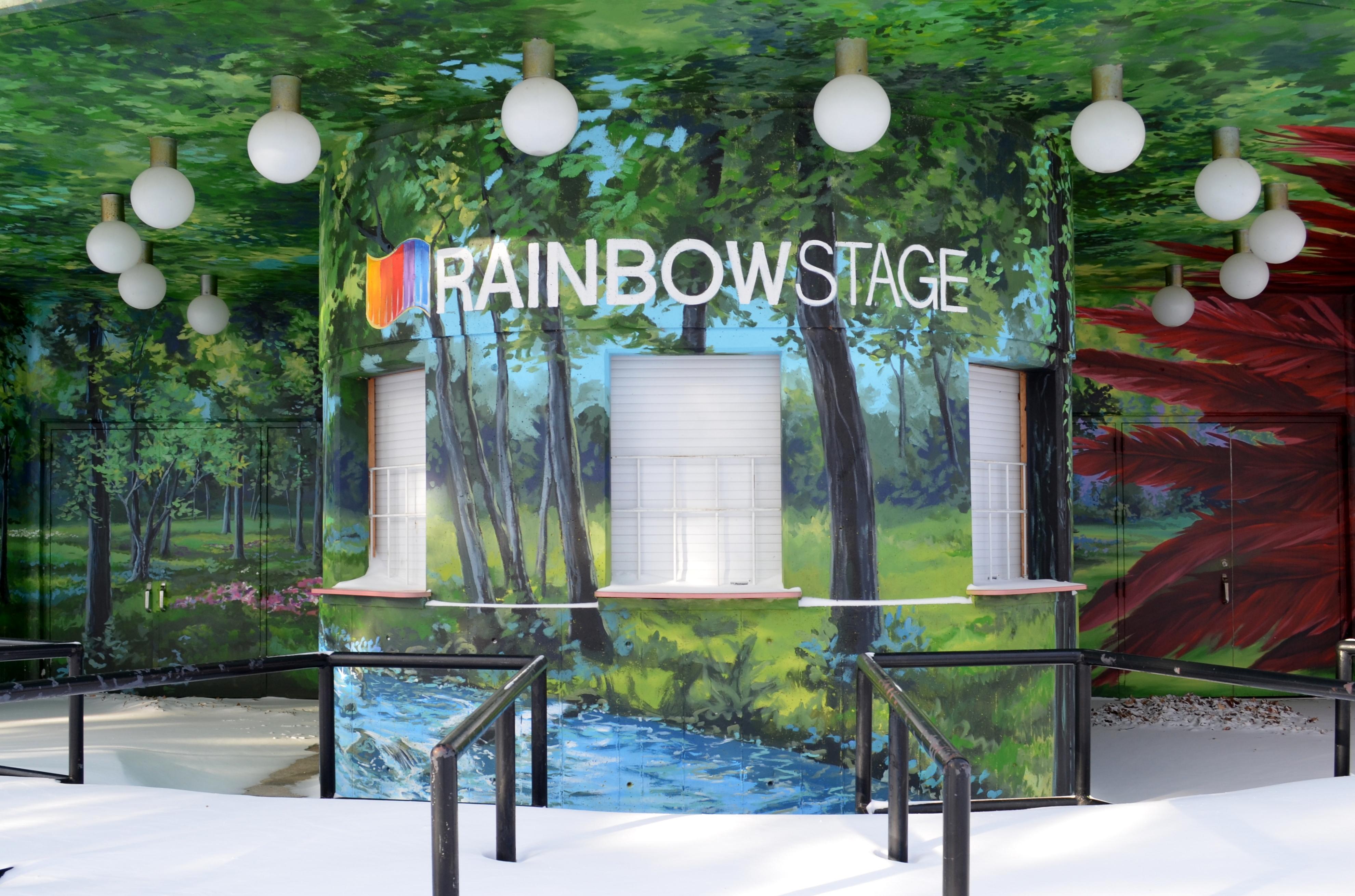 File Front Entrance Of Rainbow Stage In Kildonan Park Winnipeg Manitoba Jpg Wikimedia Commons