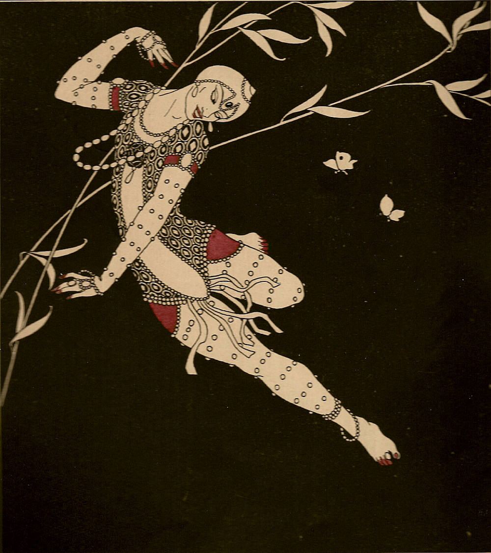 George Barbier (1882-1932), Vaslav Nijinsky (1890-1950), 1913 1.jpg