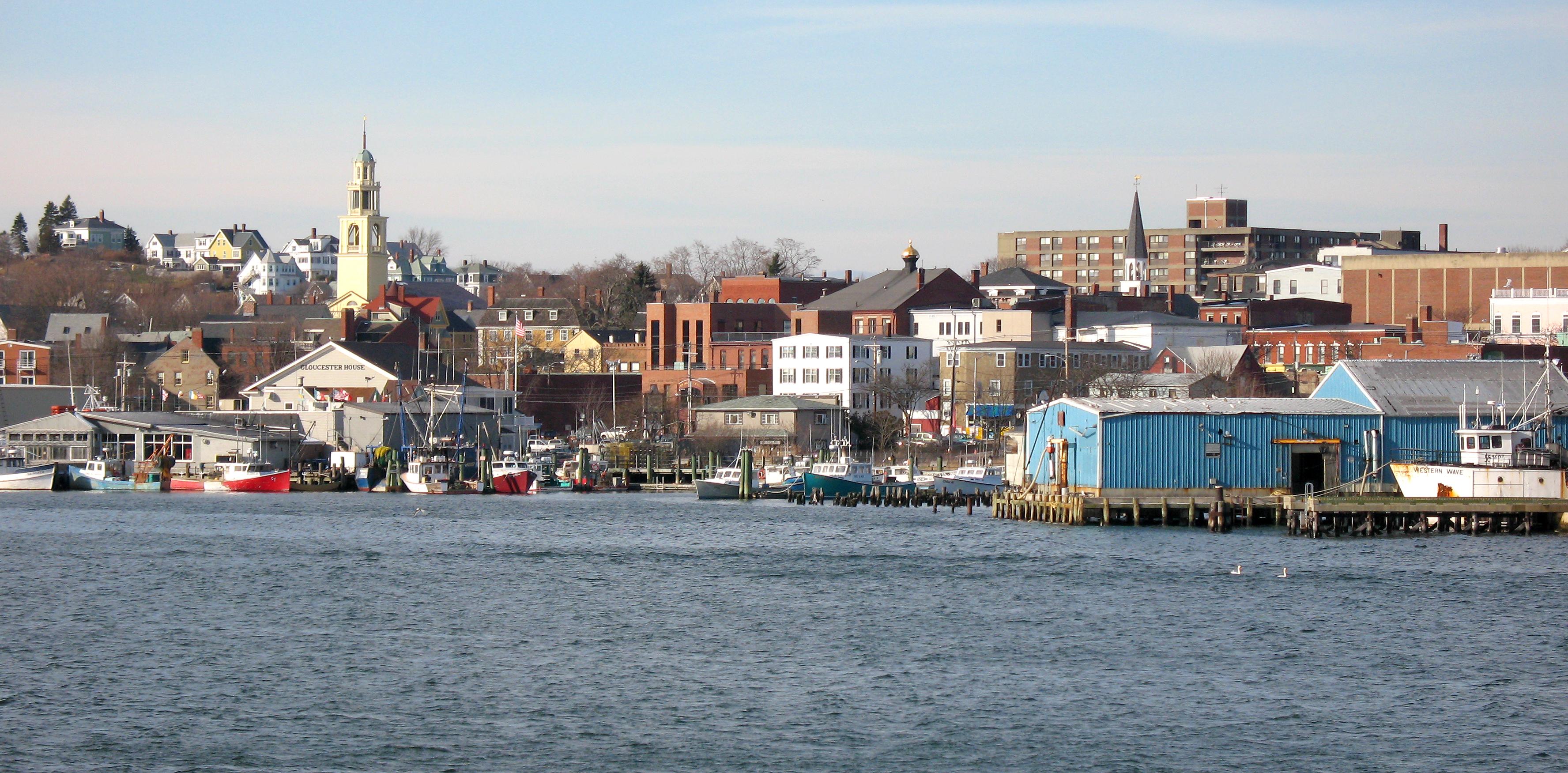 Description gloucester ma harbour