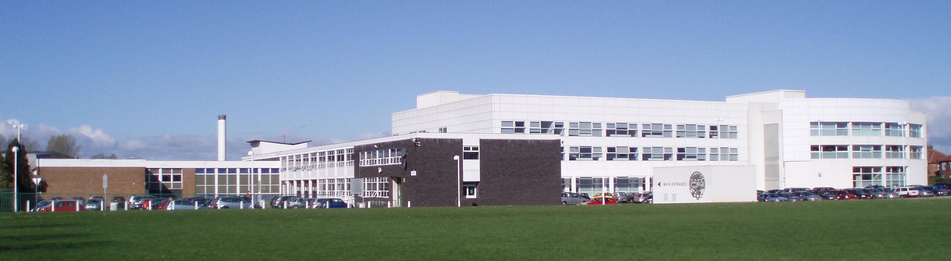 Description gosforth high school building jpg