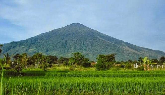 Gunung Ceremai Wikipedia Bahasa Indonesia Ensiklopedia Bebas