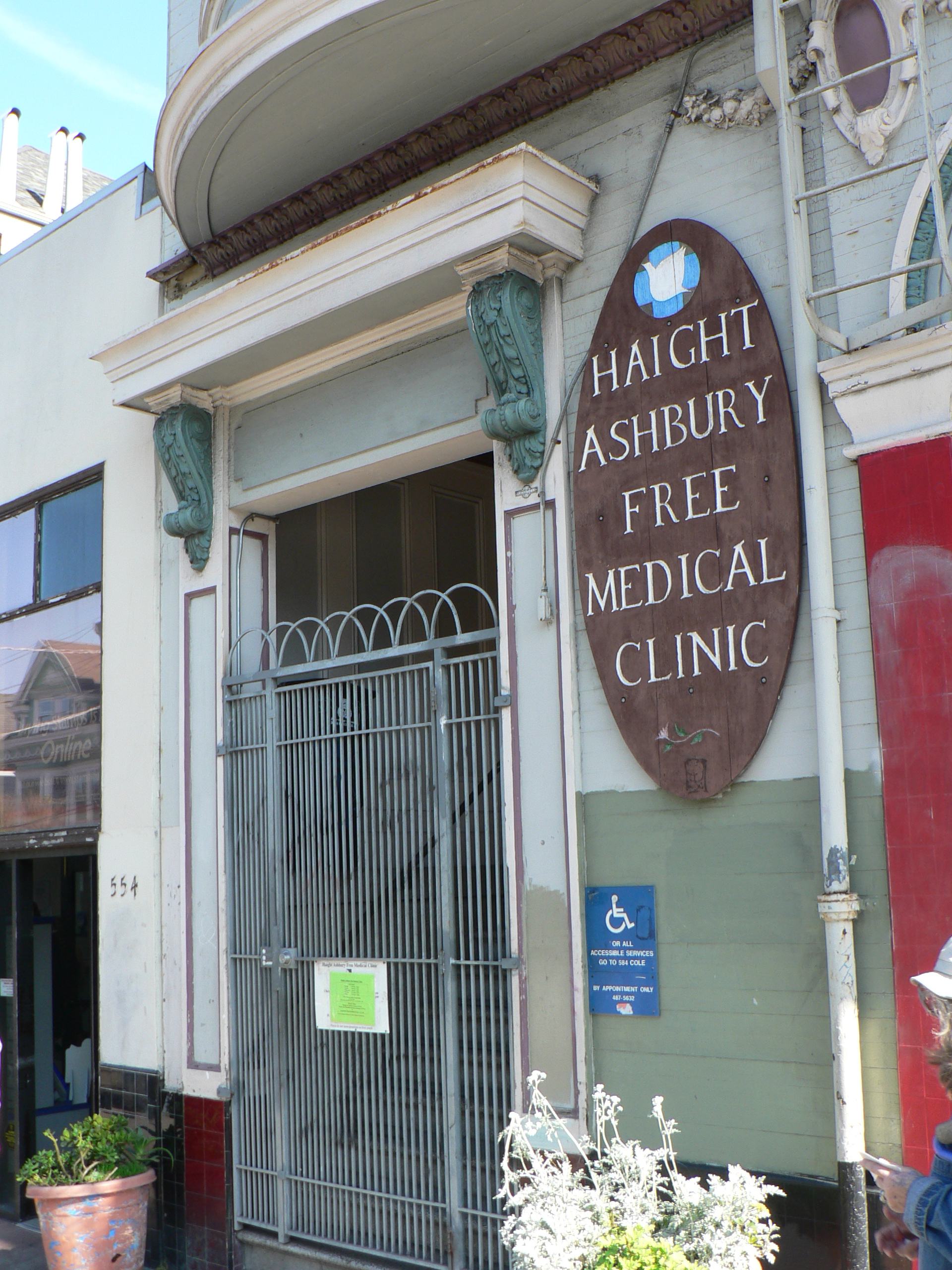 the haight ashbury free clinic internal Records 554 - 2700  the mission of the sf department of public health is to protect and  network,  the health department's system of hospitals and clinics.