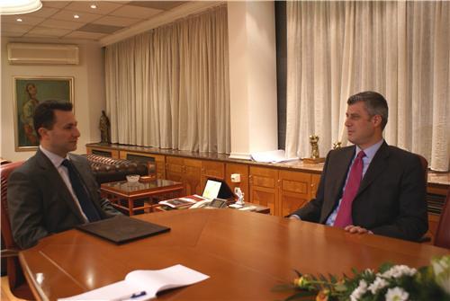 Hashim Thaci Kriminel File:hashim Thaci Rks Meeting