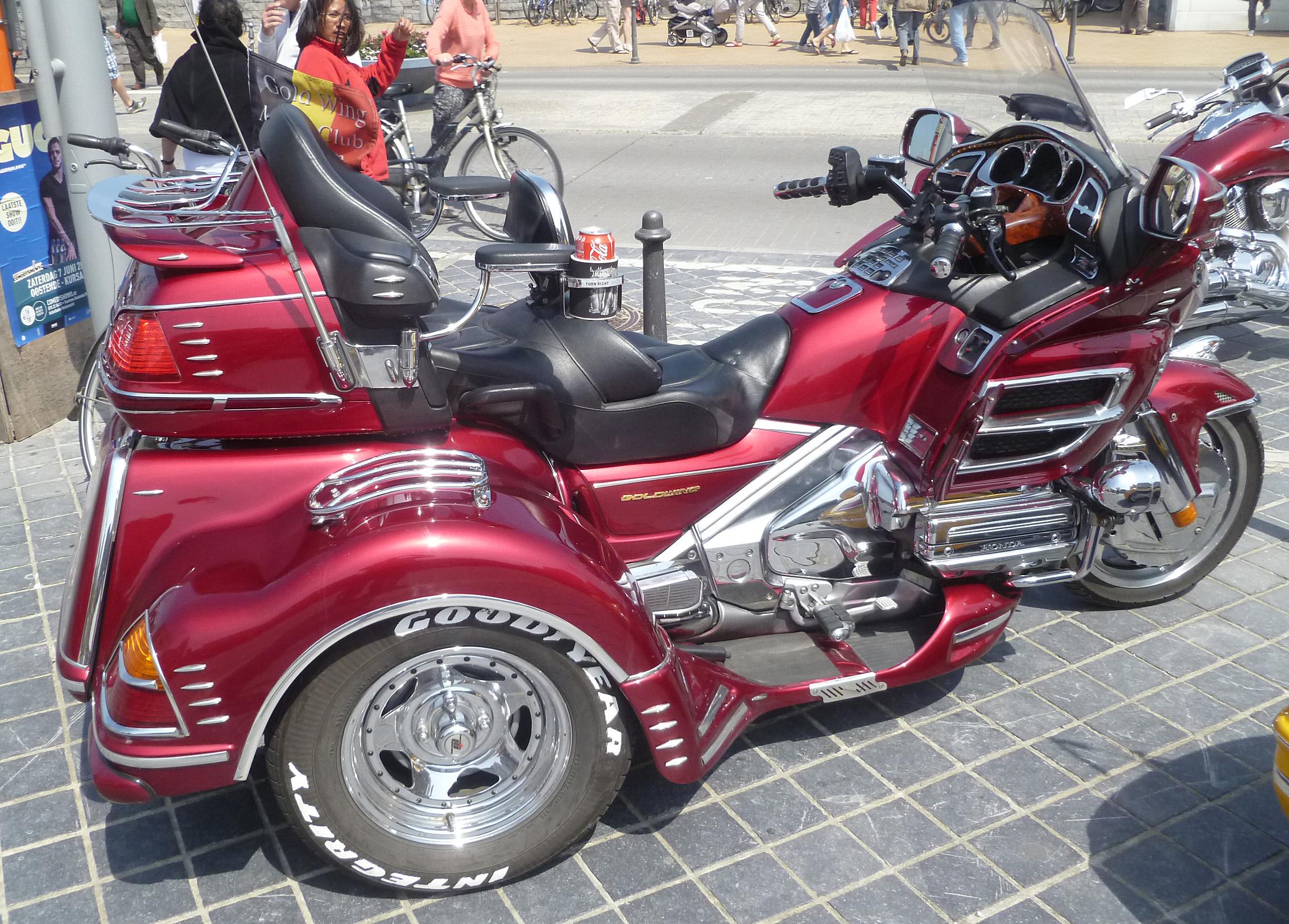 trike sale motorbike goldwing honda photo panther