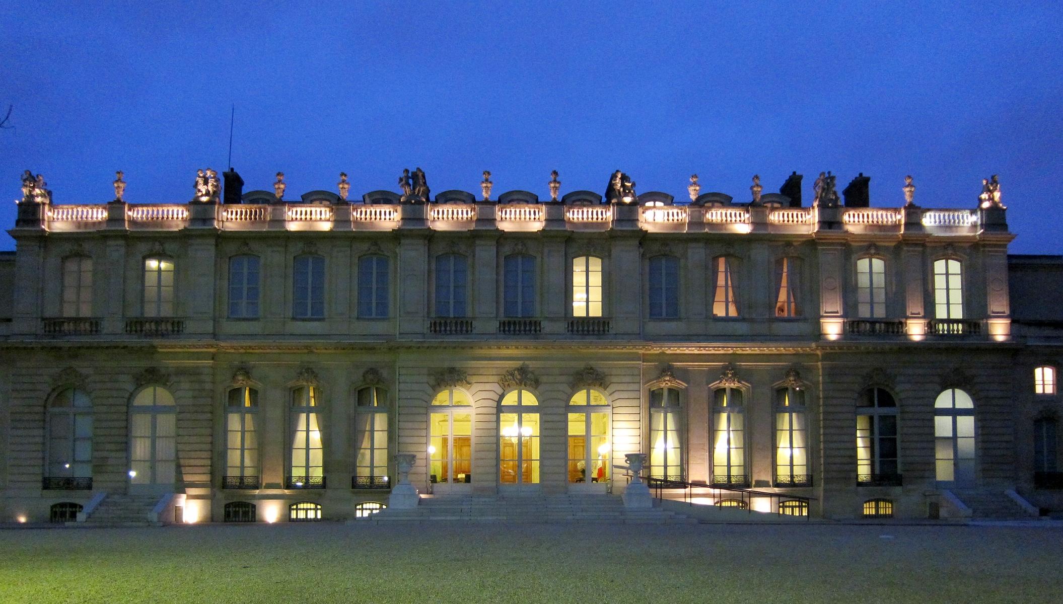 Hotel Paris E Arrondibement