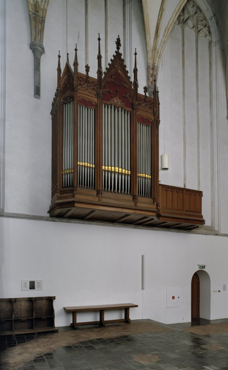File interieur aanzicht orgel orgelnummer 1515 utrecht for Interieur utrecht