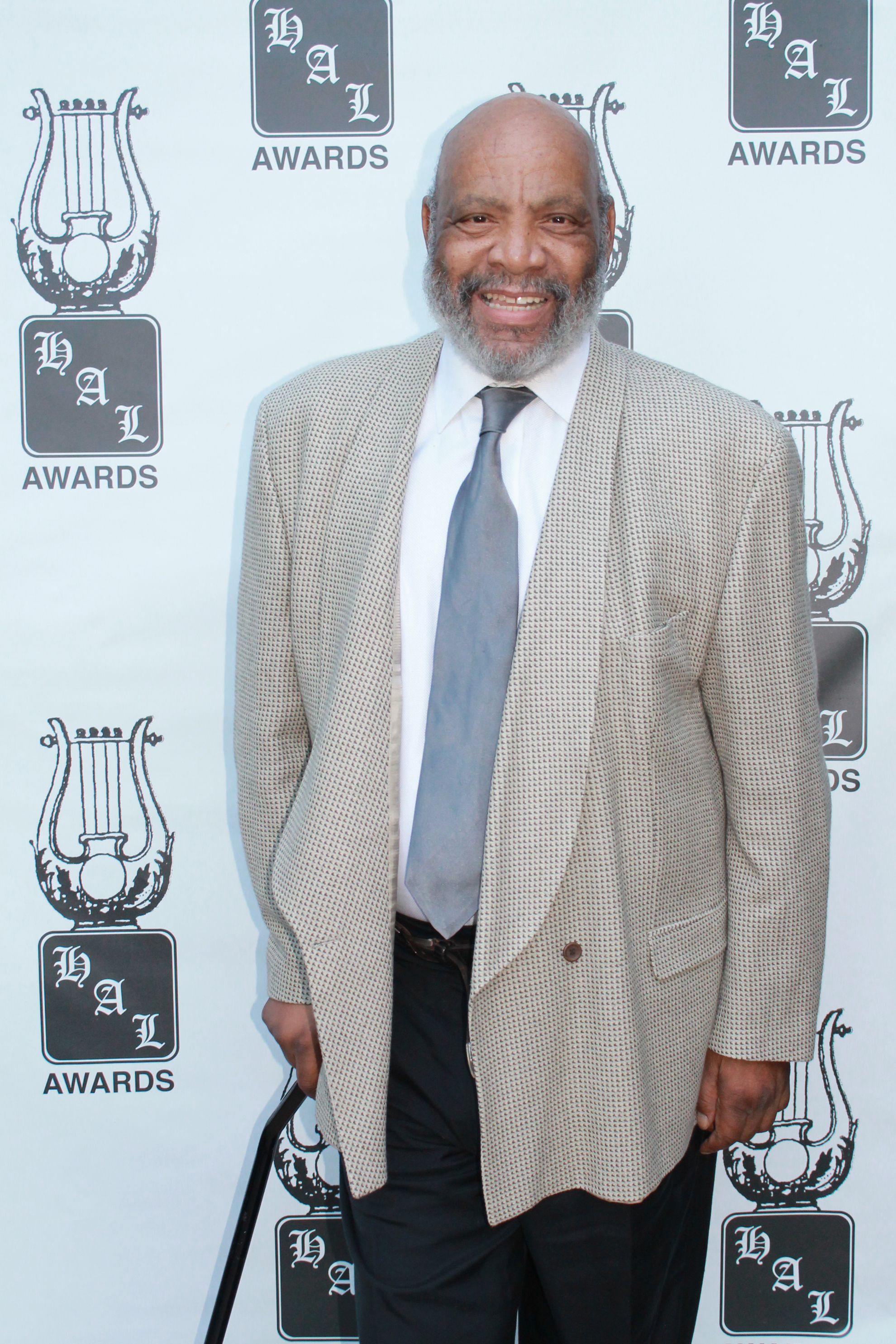 James Avery (actor) James Avery HAL Awards jpg