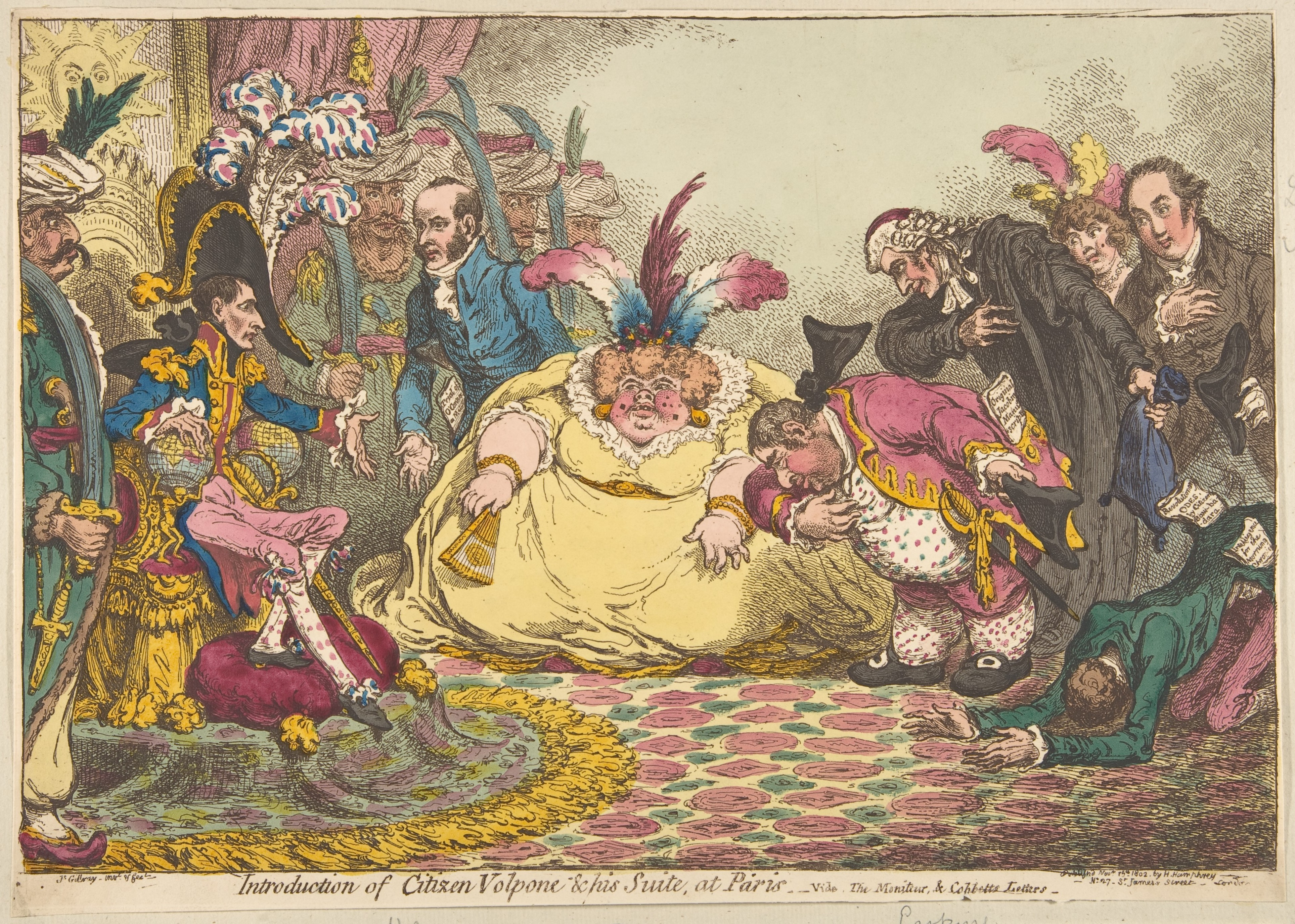 filejames gillray introduction of citizen volpone amp his