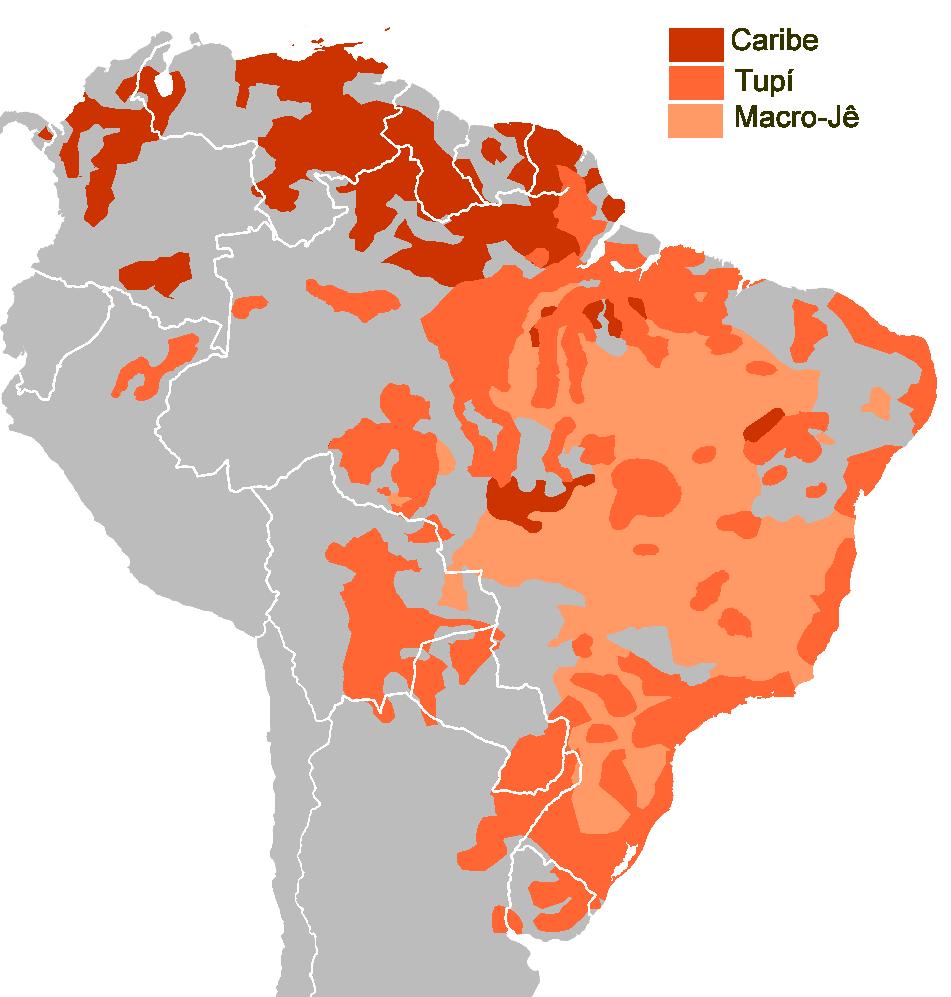Je–Tupi–Carib Languages