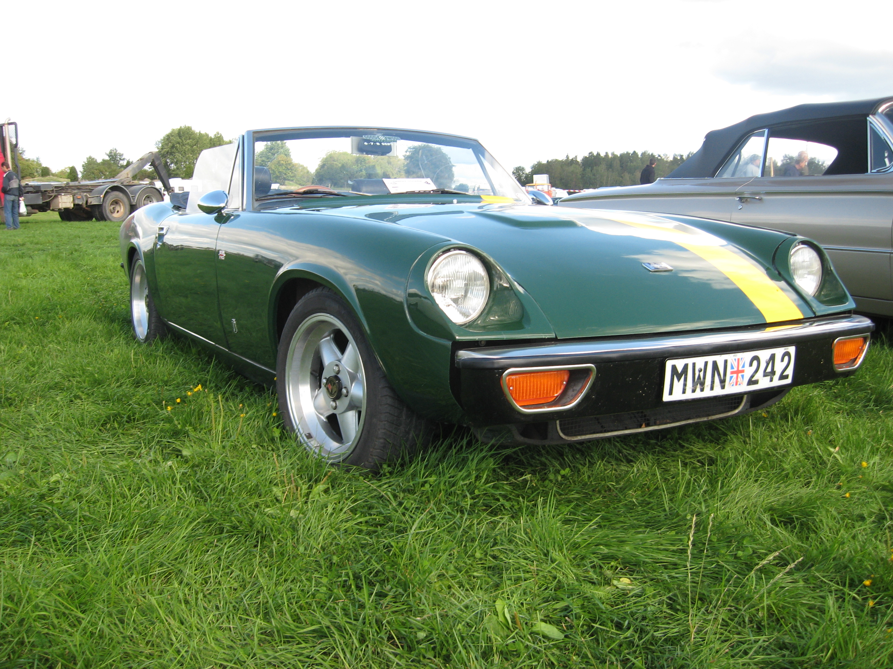 File Jensen Healey Green