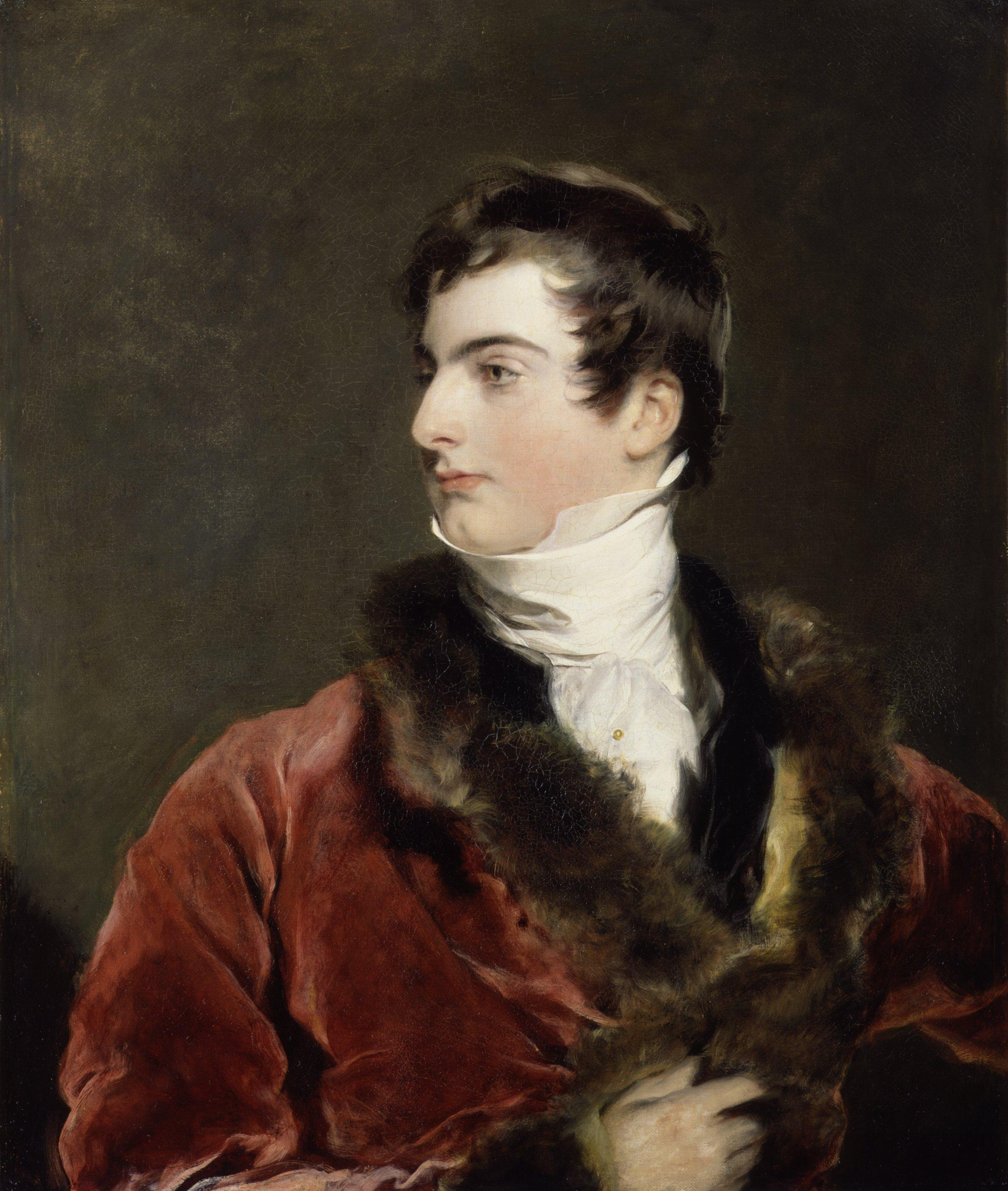 Baron Bloomfield by Thomas Lawrence