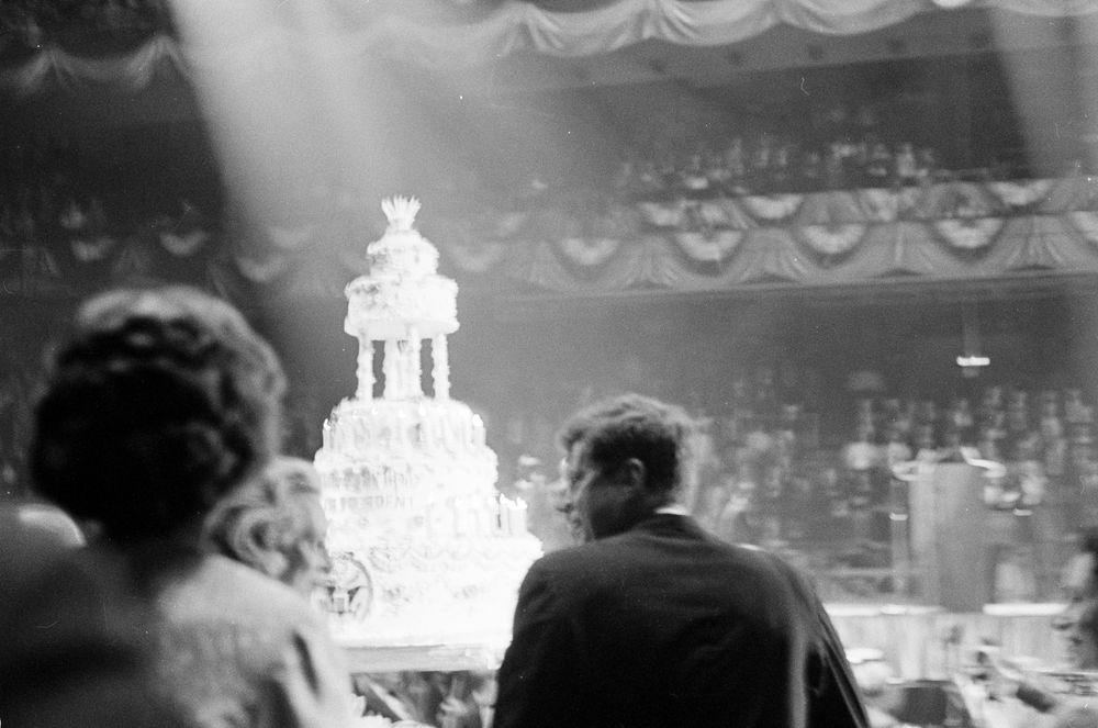 john f kennedy birthday File:John F. Kennedy in Madison Square Garden Birthday cake 1962  john f kennedy birthday