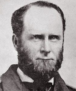 John McIntosh Kell officer in the Confederate navy during the American Civil War