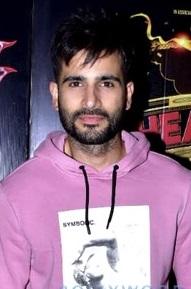 Karan Tacker Indian actor and model