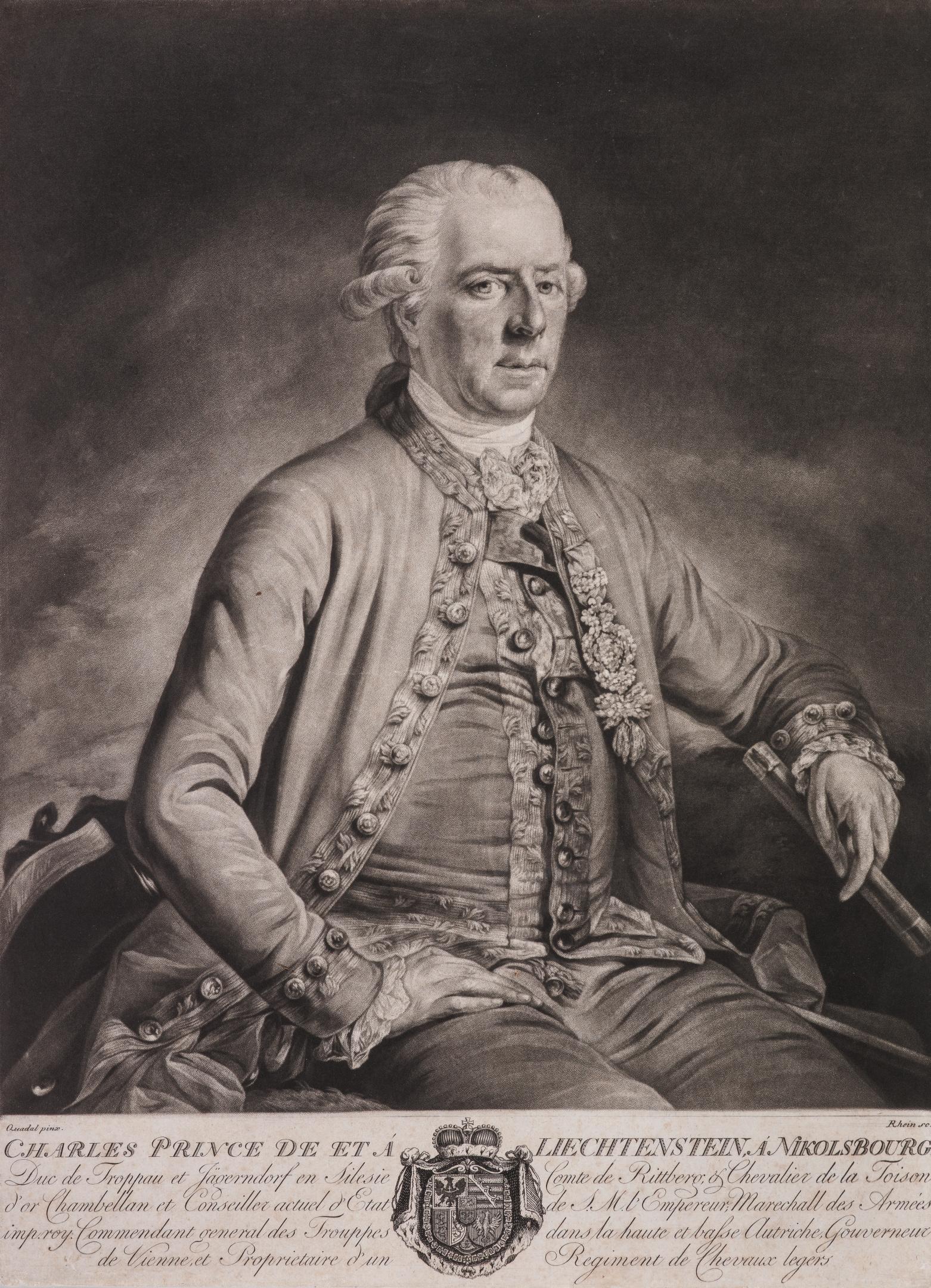 Prince Karl Borromäus of Liechtenstein