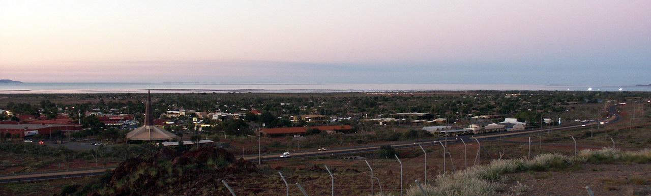 Karratha Australia  city pictures gallery : Karratha, Western Australia Wikimedia Commons