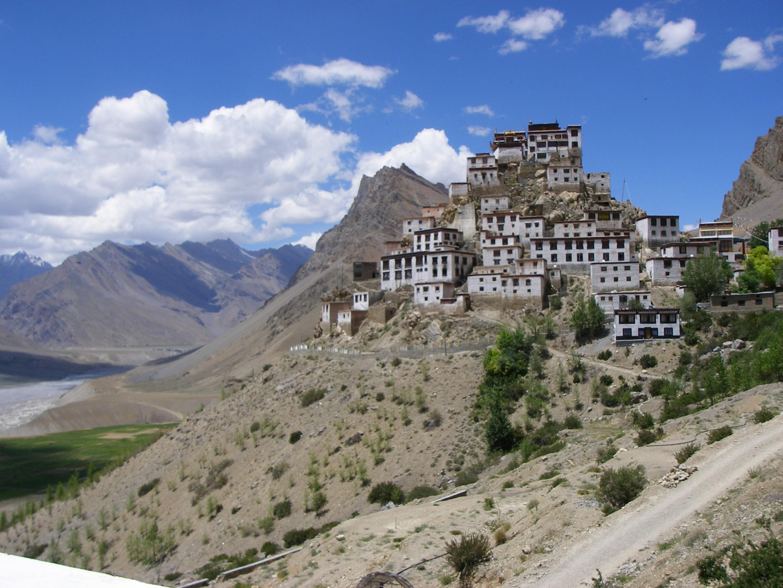 File:Key Monastery, Spiti Valley.JPG - Wikimedia Commons