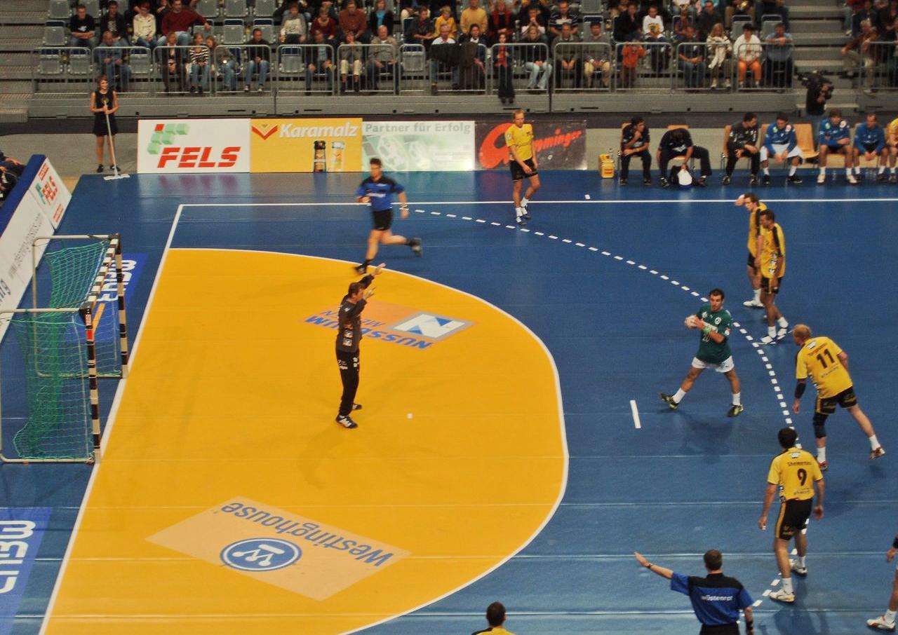 Handball 7 Meter