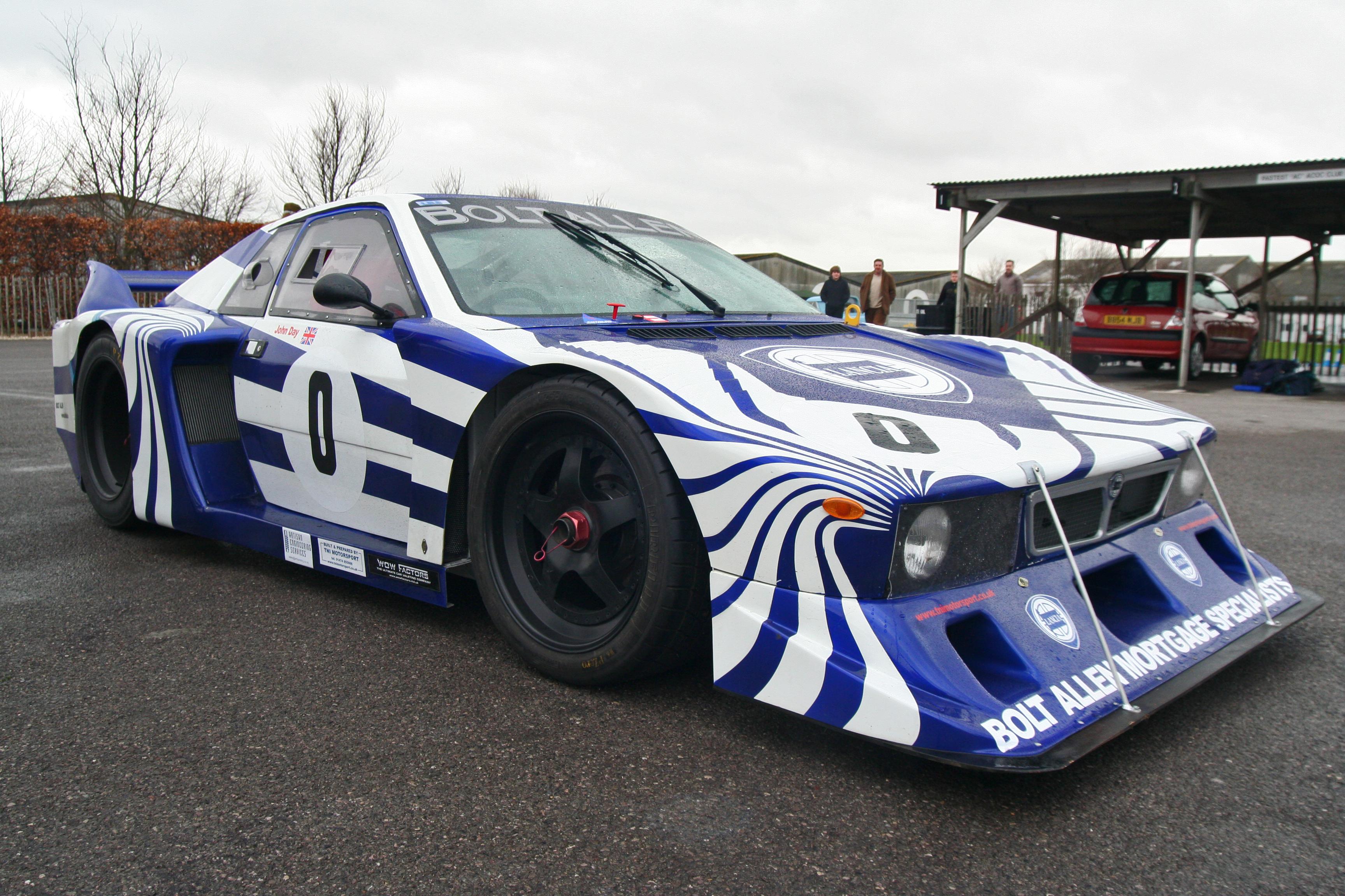 Lancia Monte Carlo Race Car For Sale