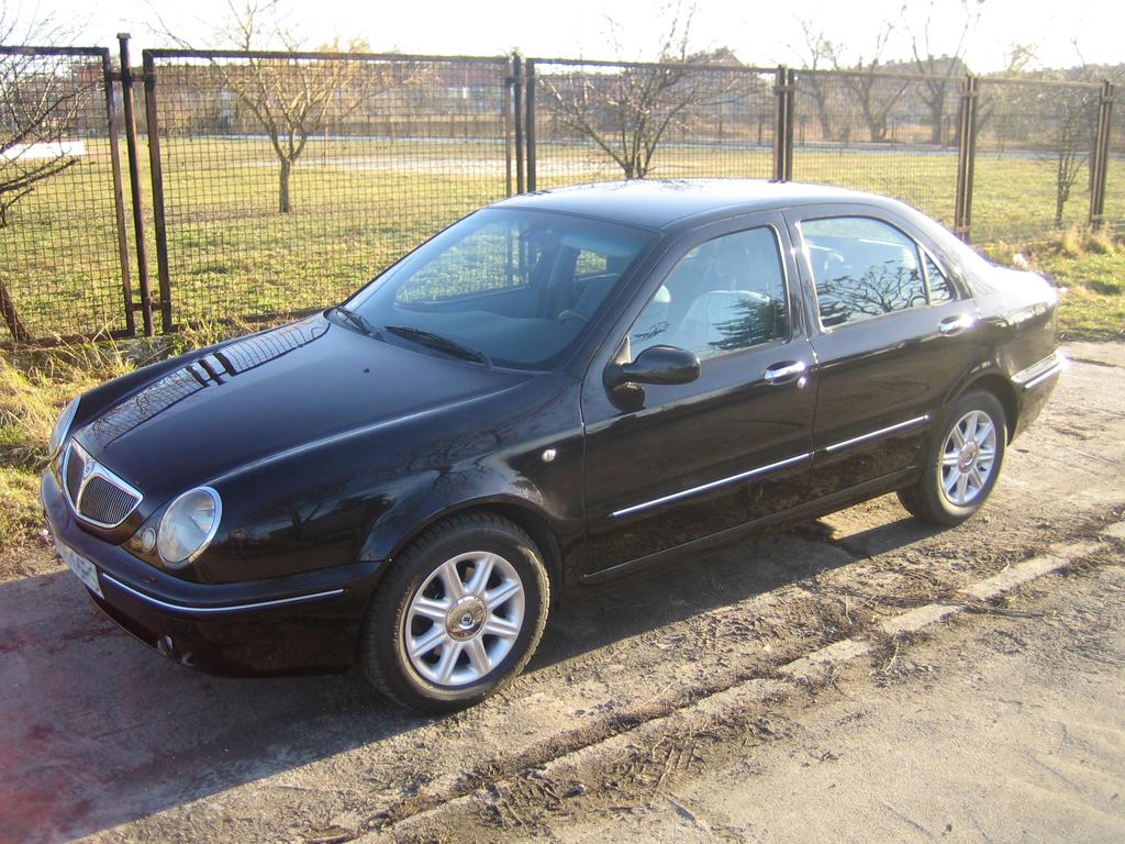 Lancia Lybra Simple English Wikipedia The Free Encyclopedia