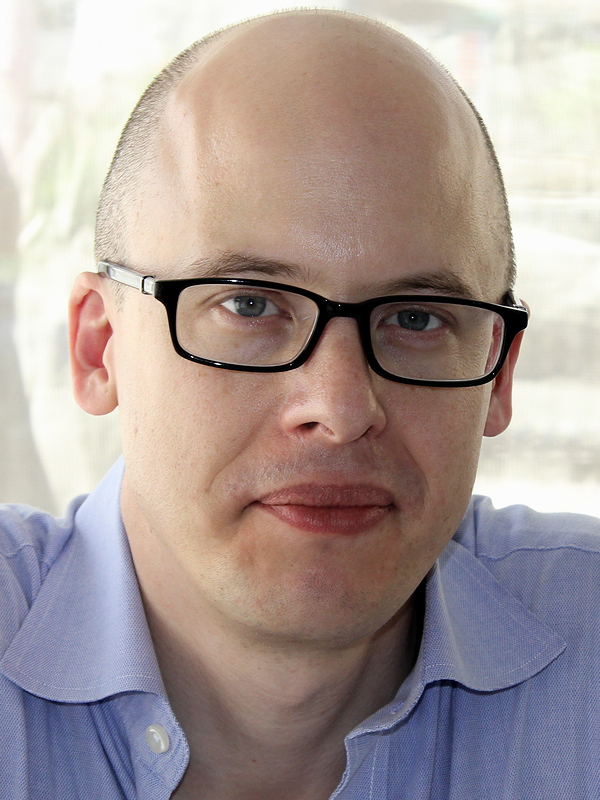 Photo of Lev Grossman