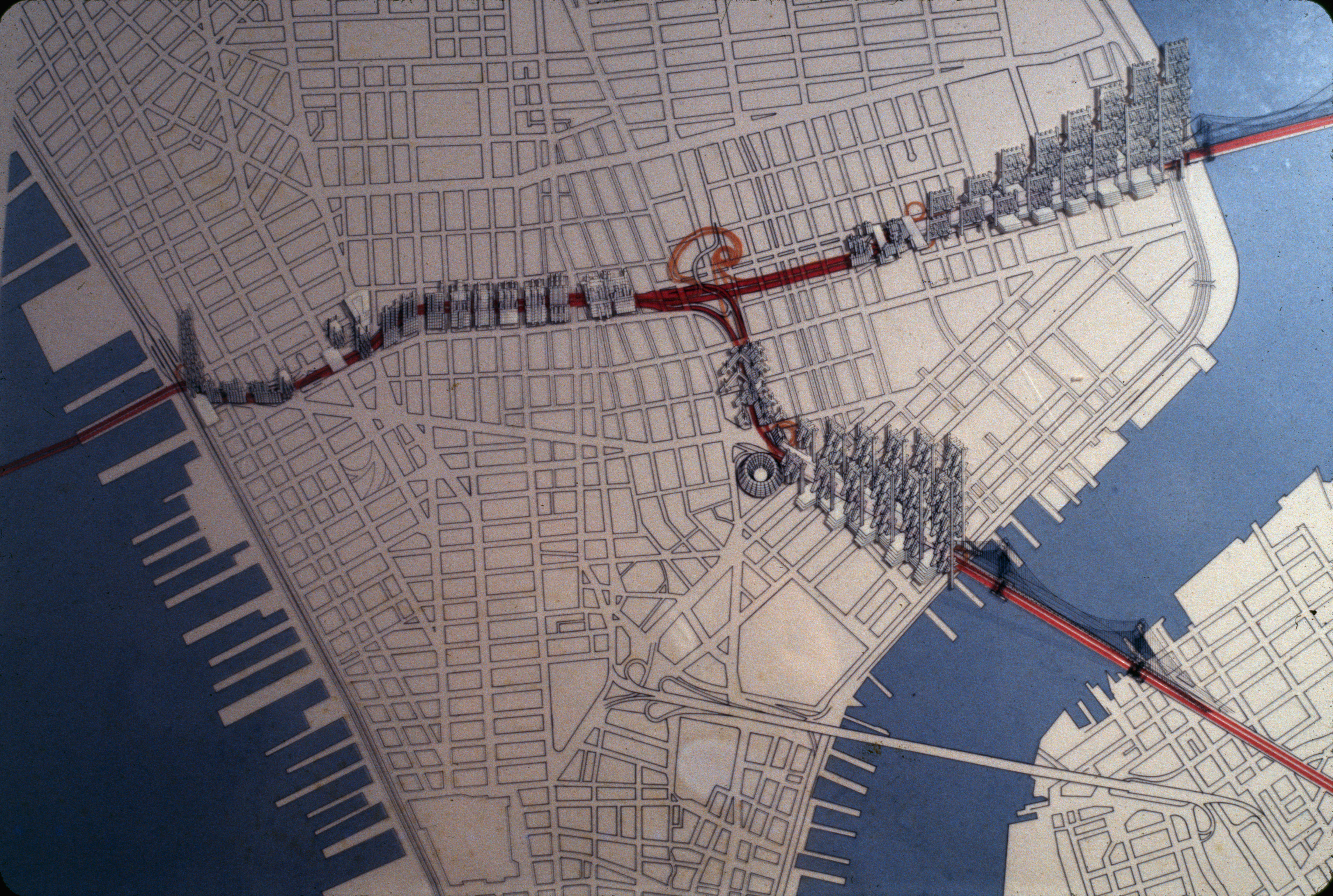 FileLower Manhattan Expressway Mapjpg Wikimedia Commons - Nyc map lower manhattan