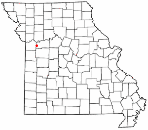 Loko di Bates City, Missouri