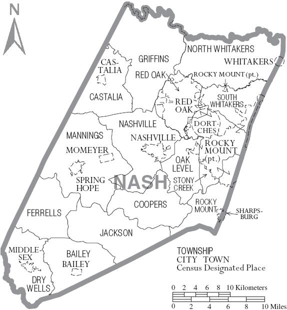 Nash County, North Carolina - Wikipedia, the free encyclopedianash county