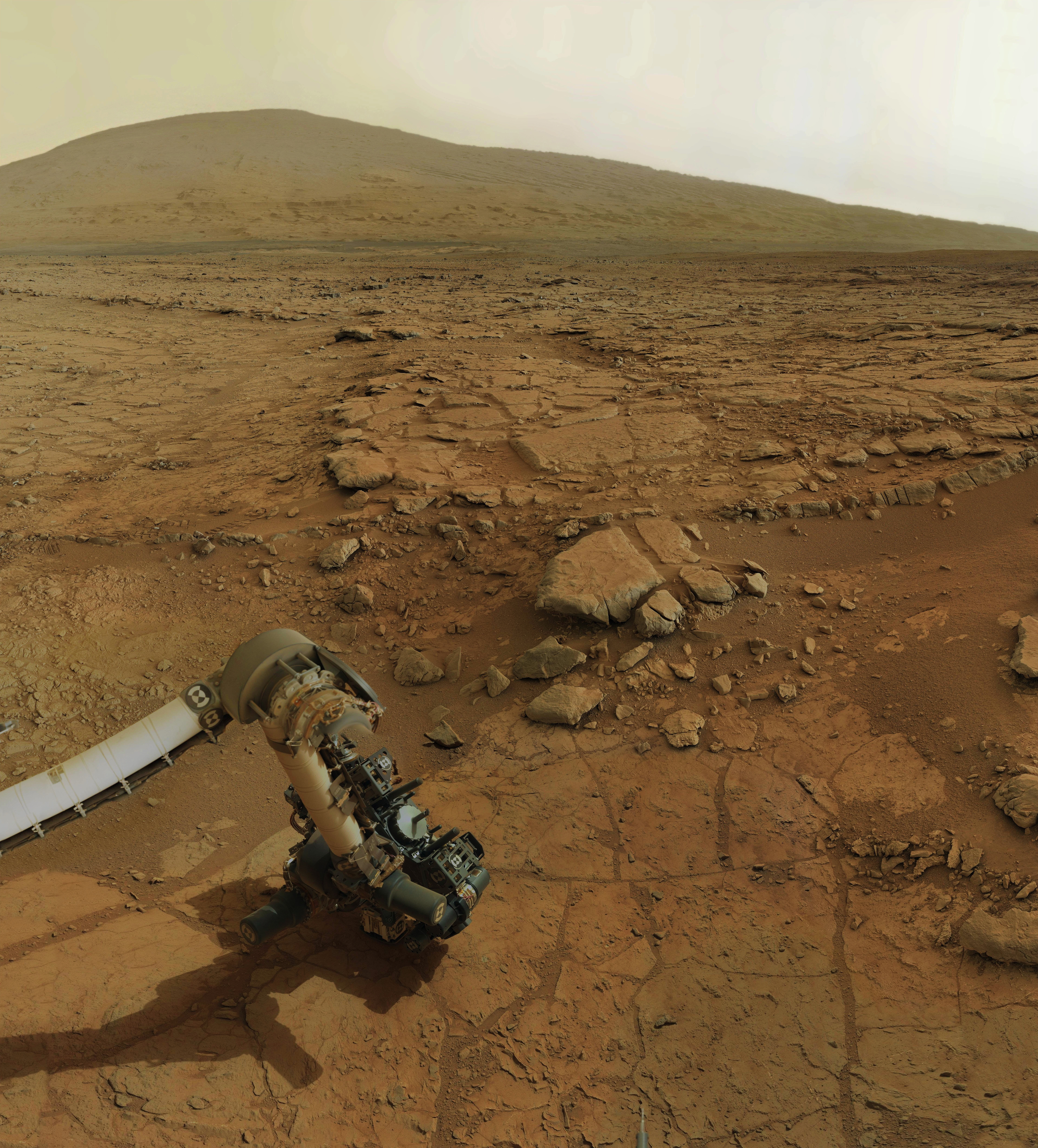 Study Points To Possibility Of >> Life On Mars Wikipedia