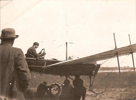 Martin-Handasyde No.4B Dragonfly 2