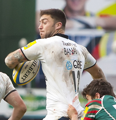 Matt Banahan Rugby player