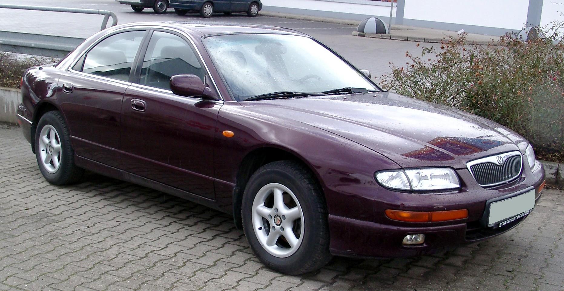 DigInPix - Entité - Mazda Xedos 9