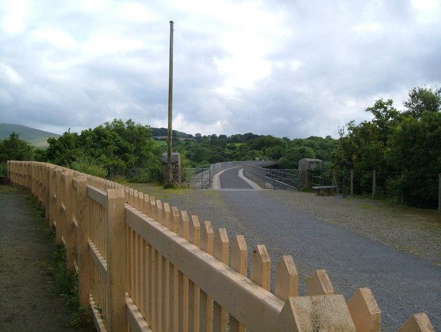 Meldon Viaduct. - geograph.org.uk - 648269