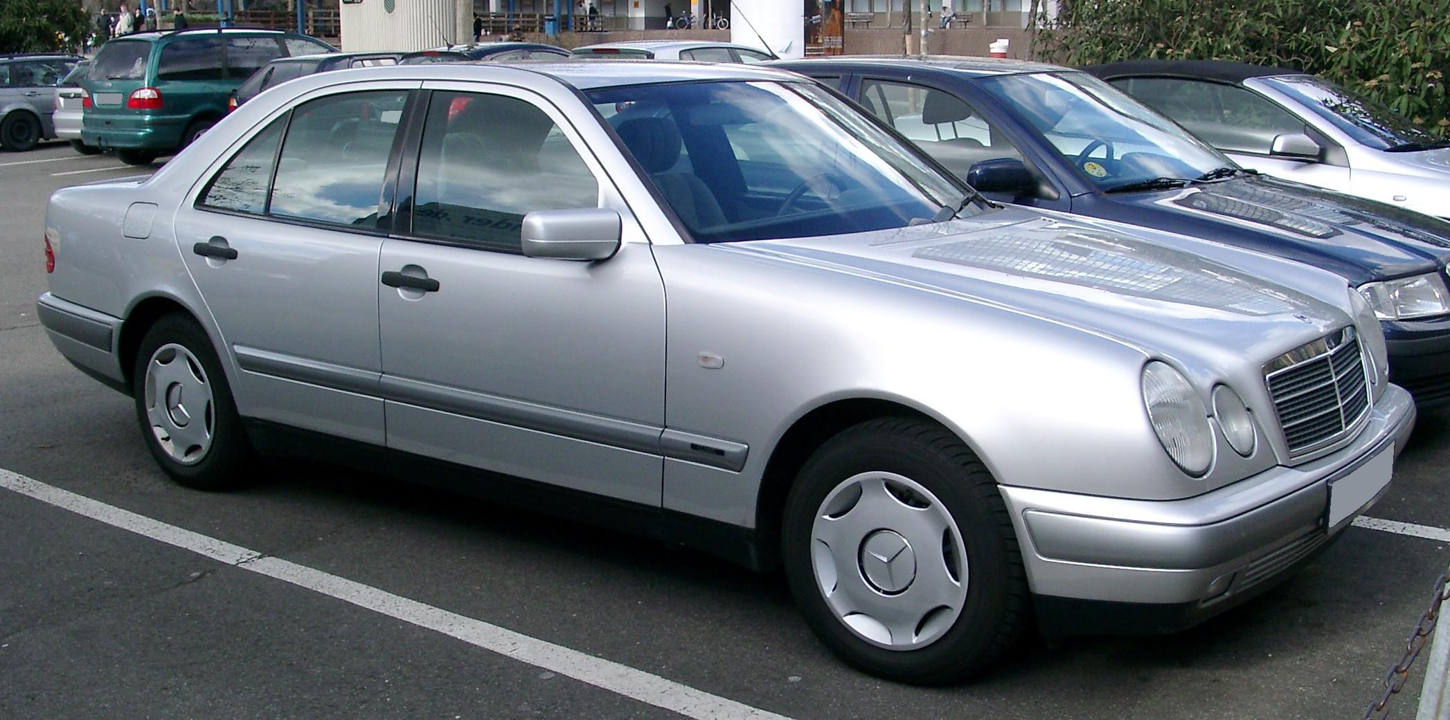 Mercedes W Wheel Alignment