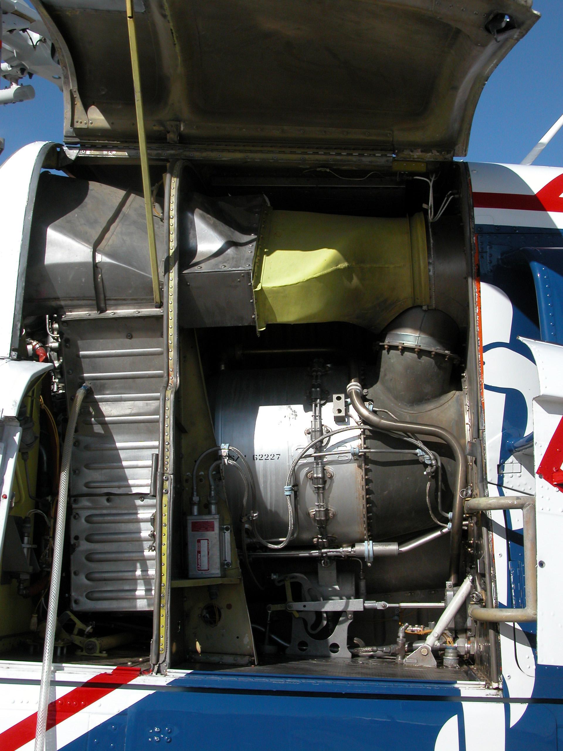 Pratt & Whitney Canada PT6T - Wikipedia
