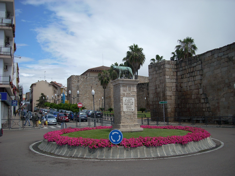 Merida Spain  City new picture : Rikcha:Merida Spain Wikipidiya