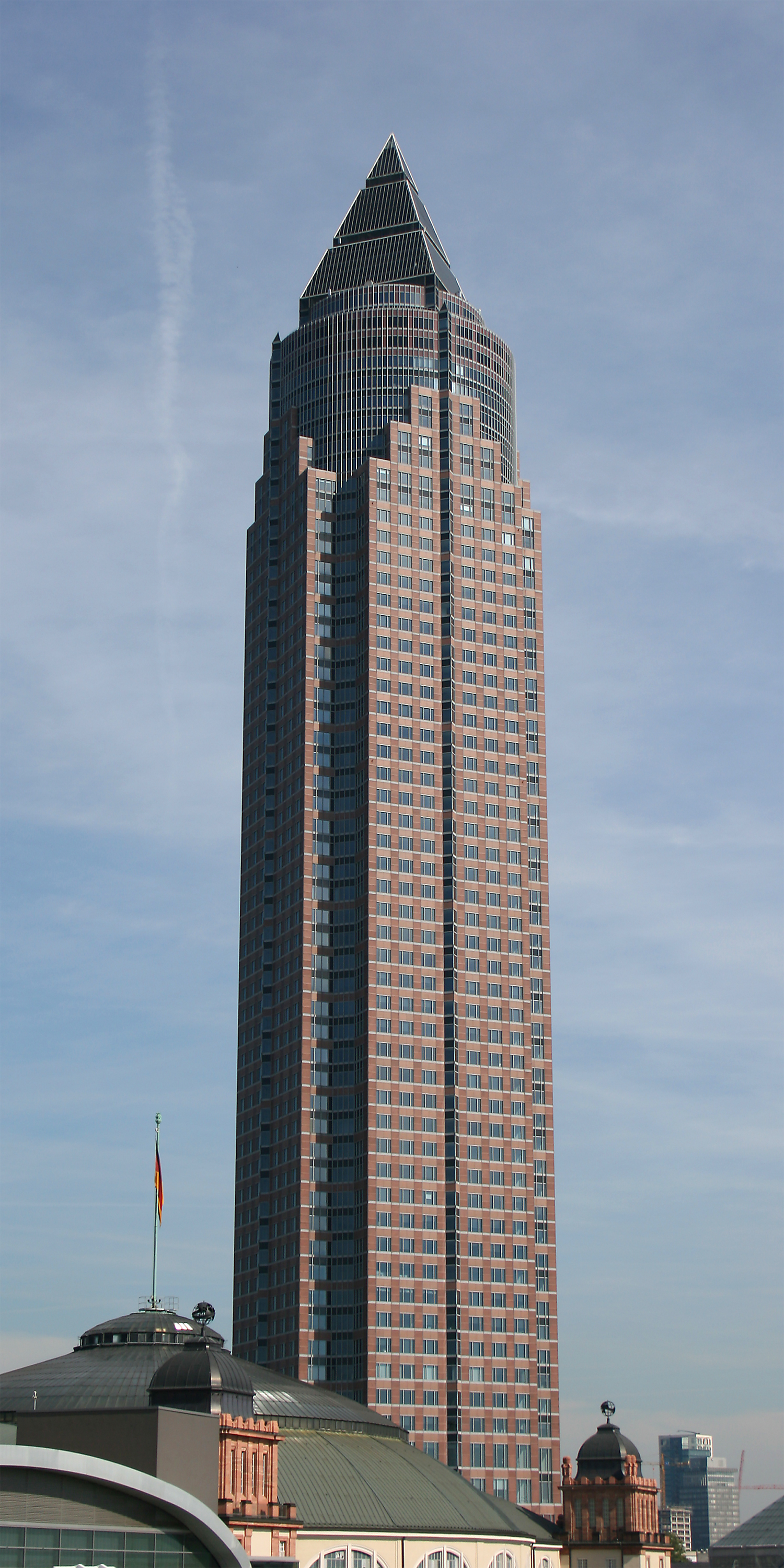 File messeturm frankfurt am wikimedia commons - Minecraft hochhaus ...