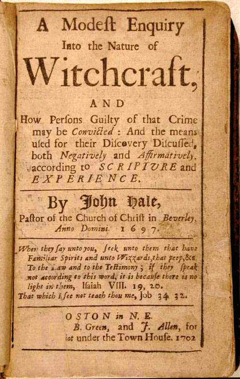 a review of the salem witch trials of 1692 The witches: salem, 1692 by stacy schiff review - a brilliant recreation of horrific events reality meets fantasy in this riveting account of the hysterical salem witch trials lara feigel.