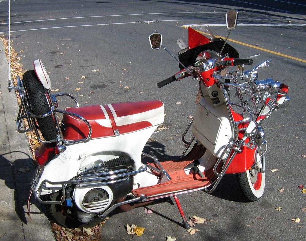 Vespa Scooters For Sale Australia