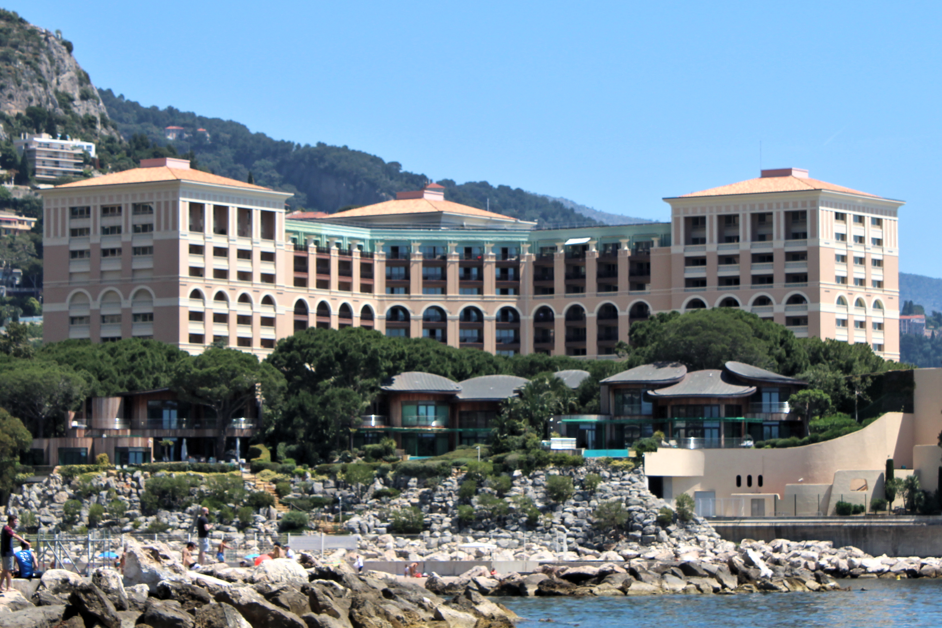 Monte Carlo Resort And Casino >> Monte Carlo Bay Hotel Resort Wikipedia